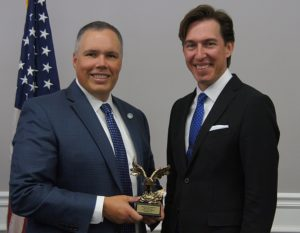 "Rep. Bryan Terry Named ""Champion of Prosperity"""
